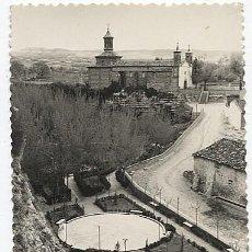 Postales: X122796 ARAGON ZARAGOZA MUEL PARQUE DE LA FUENTE. Lote 188662137