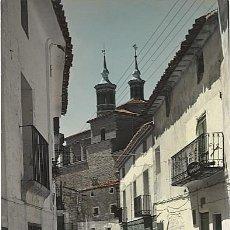 Postales: X122806 ARAGON ZARAGOZA CAMPO DE BELCHITE FUENDETODOS CALLE DE ZULUOGA. Lote 188663120