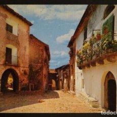 Postales: AINSA (HUESCA) PLAZA DE SAN SALVADOR, POSTAL SIN CIRCULAR. Lote 188752817