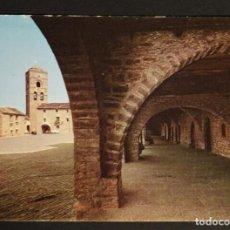 Postales: AINSA (HUESCA) CALLE MAYOR, POSTAL SIN CIRCULAR. Lote 188752932