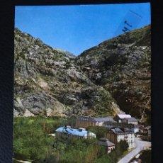 Postales: POSTAL DEL BALNEARIO DE PANTICOSA, VISTA DE LOS HOTELES, NUMERO 18. Lote 189276132