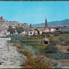 Postales: POSTAL N°198 VISTA PARCIAL CALATAYUD. Lote 189351576