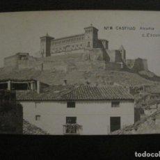 Postales: ALCAÑIZ-CASTILLO-14-C.ESCUIN-POSTAL FOTOGRAFICA ANTIGUA-VER FOTOS-(65.653). Lote 189573598