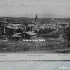 Postais: BARBASTRO. ASPECTO PANORAMICO. EXCLUSIVAS CASTILLON. CIRCULADA. CCTT. Lote 190499207