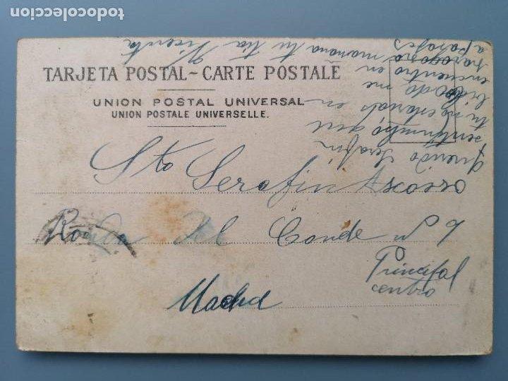 Postales: POSTAL ZARAGOZA Nº 25 TORRERO NUEVO PÙENTE SOBRE EL CANAL EDIC AGUSTIN ALLUÉ ARAGON REV SIN DIVIDIR - Foto 2 - 191145280