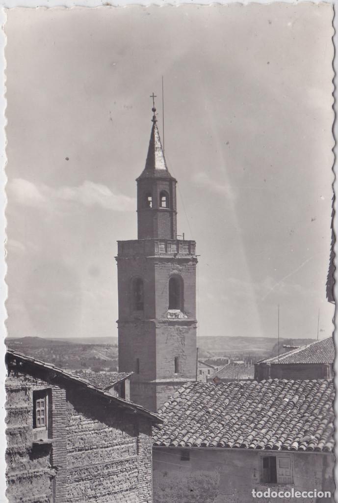 BARBASTRO (HUESCA) - TORRE DE LA CATEDRAL (Postales - España - Aragón Moderna (desde 1.940))