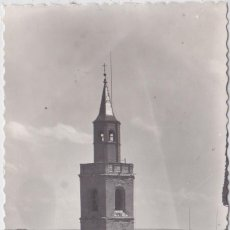 Postales: BARBASTRO (HUESCA) - TORRE DE LA CATEDRAL. Lote 191645180
