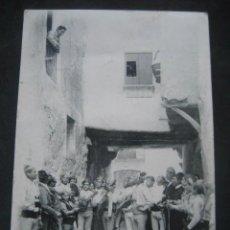 Postales: ARAGON. RONDANDO A LA NOVIA. L. ESCOLA. Lote 192102083