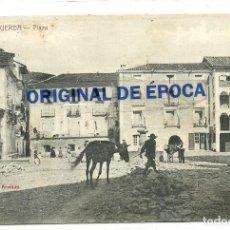 Postales: (PS-62844)POSTAL DE LABUERDA-PLAZA. Lote 192568740