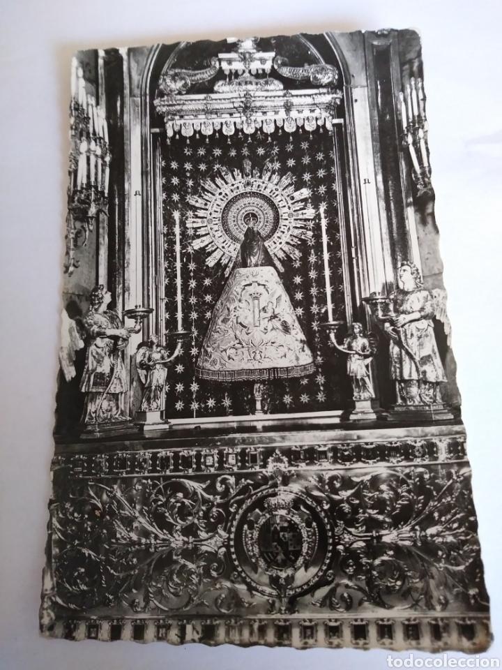 TARJETA POSTAL BASÍLICA DEL PILAR, EDICIONES GARCIA GARRABELLA. ZARAGOZA (Postales - España - Aragón Moderna (desde 1.940))