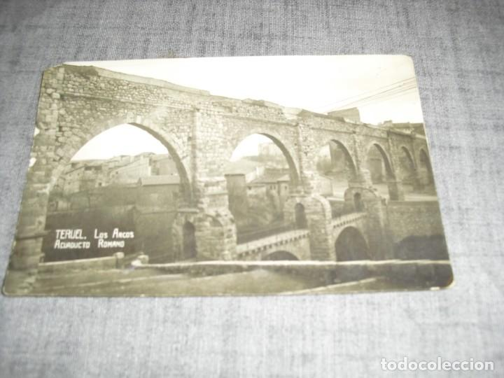 POSTAL TERUEL SEMANAS ANTES DE LA OFENSIVA REPUBLICANA CONTRA LA CIUDAD GUERRA CIVIL C.1 (Postales - España - Aragón Antigua (hasta 1939))