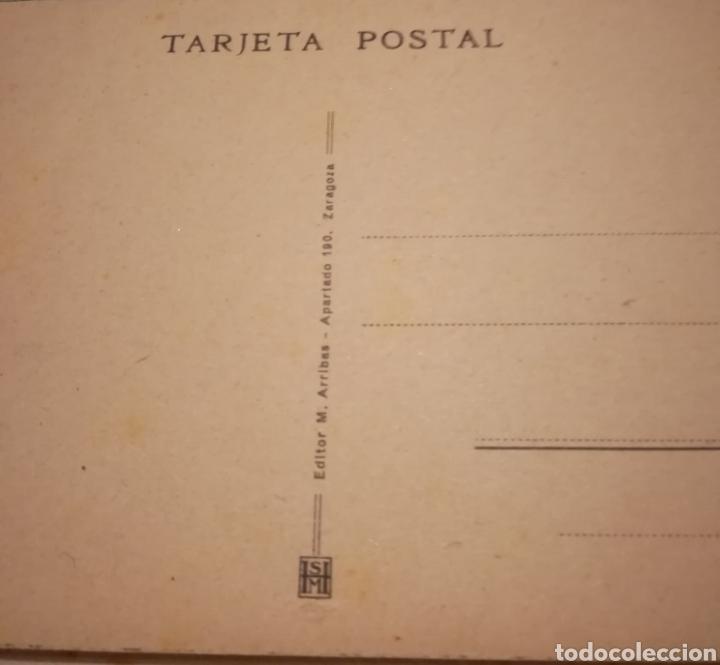 Postales: Tarjeta postal Zaragoza - Foto 2 - 194133698