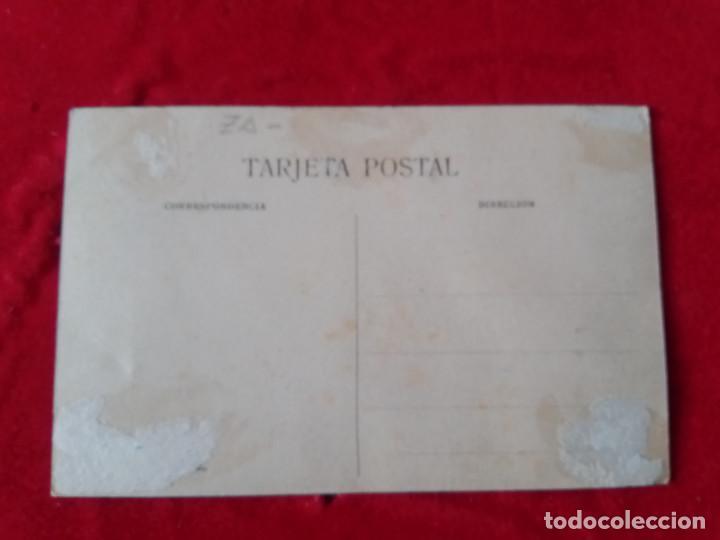 Postales: W.- 8.- POSTAL DE -- CALATAYUD -- VISTA PARCIAL, TOMADA DESDE LA CUESTA BAJA DE LA PEÑA , SIN CIRCUL - Foto 2 - 194137537