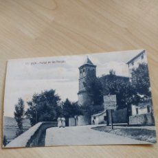 Postales: POSTAL JACA. PORTAL DE LAS MONJAS. ED. F. DE L'AS HERAS. NO CIRCULADA.. Lote 194282832