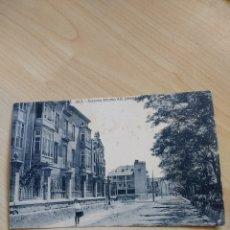 Postales: POSTAL JACA. AVENIDA ALFONSO XIII. ED. F. DE L'AS HERAS. NO CIRCULADA.. Lote 194283368