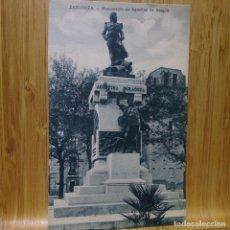Postales: POSTAL DE ZARAGOZA.MONUMENTO AGUSTINA DE ARAGÓN.. Lote 194290483