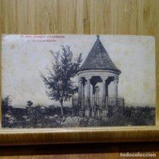 Postales: POSTAL ALTO ARAGÓN PINTORESCO.LA CRUZ DE SOBRARBE.R. DE PUY-CERCUS.. Lote 194291355