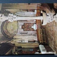 Postales: 1656 SANTA CRUZ DE LA SEROS BAPTISTERIO ROMANICO/ PIRINEO ARAGONES HUESCA A-16. Lote 194309996