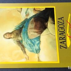 Postales: ZARAGOZA - GOYA - CUPULA REGINA MARTYRUM PILAR/ ARAGON A23. Lote 194355102