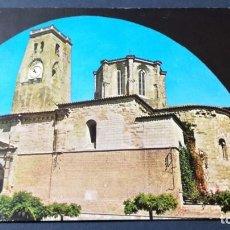 Postales: 2 TAMARITE LITERA SANTA MARIA LA MAYOR HUESCA/ ARAGON A23. Lote 194355187