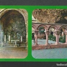 Postales: POSTAL SIN CIRCULAR - PIRINEO ARAGONES 101 - HUESCA - SAN JUAN DE LA PEÑA - EDITA RO-FOTO. Lote 194522882