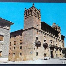 Postales: 3013 HUESCA AYUNTAMIENTO PALACIO MUNICIPAL/ ARAGON A24. Lote 194533590