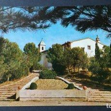 Postales: 1955 HUESCA ERMITA DE SAN JORGE/ ARAGON A24. Lote 194543431