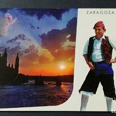 Postales: 107 ZARAGOZA BELLEZAS CIUDAD/ ARAGON A24. Lote 194543455