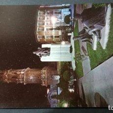 Postales: 355 ZARAGOZA MONUMENTO GOYA Y CATEDRAL LA SEOD11+2 . Lote 194544038