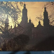 Postales: 388 ZARAGOZA TEMPLO NTRA SRA PILARD17+99. Lote 194544102
