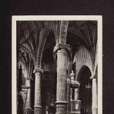 Postales: POSTAL DE LONGARES(ZARAGOZA): IGLESIA PARROQUIAL. Lote 194737376