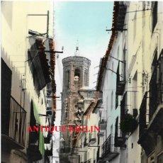 Postales: ANDORRA Nº 3 CALLE MAYOR .- EDICIONES MONTAÑES . Lote 194896362