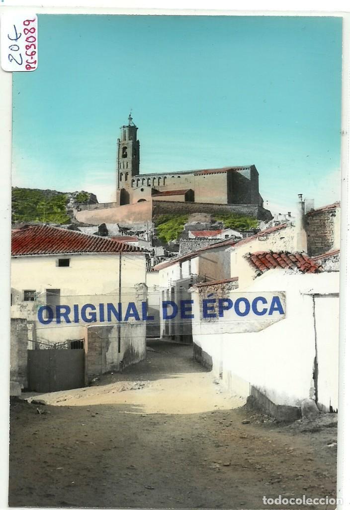 (PS-63089)POSTAL DE ALCALA DE GURREA-VISTA PARCIAL (Postales - España - Aragón Moderna (desde 1.940))