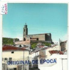 Postales: (PS-63089)POSTAL DE ALCALA DE GURREA-VISTA PARCIAL. Lote 194924477