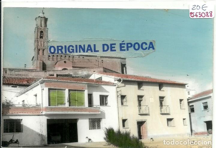 (PS-63088)POSTAL DE ALCALA DE GURREA-VISTA PARCIAL (Postales - España - Aragón Moderna (desde 1.940))