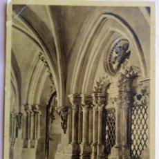Postales: MONASTERIO DE PIEDRA . Lote 195011870