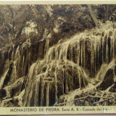 Postales: MONASTERIO DE PIEDRA . Lote 195011976