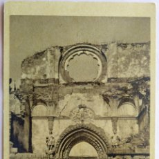 Postales: MONASTERIO DE PIEDRA . Lote 195012025