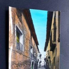 Postales: POSTAL BINACED / CALLE CONSTANCIA / COLOREADA / RAYMOND Nº 4 - AÑOS 60 / HUESCA / MONZON / BINEFAR. Lote 195061676