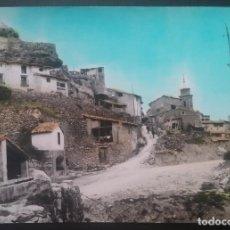 Postales: CUEVAS DE CAÑART POSTAL FOTOGRAFÍCA COLOREADA TERUEL. Lote 195118738
