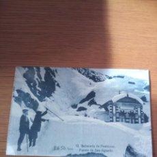 Postales: POSTAL BALNEARIO PANTICOSA. Lote 195210482