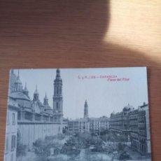 Postales: POSTAL ZARAGOZA. Lote 195211797