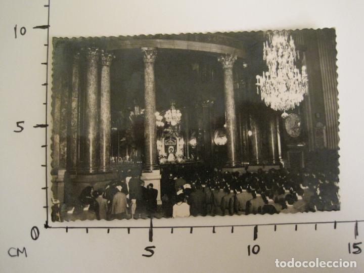 Postales: ZARAGOZA-CAPILLA NTRA SRA DEL PILAR-ED·SICILIA-131-POSTAL ANTIGUA-(68.122) - Foto 5 - 195224557