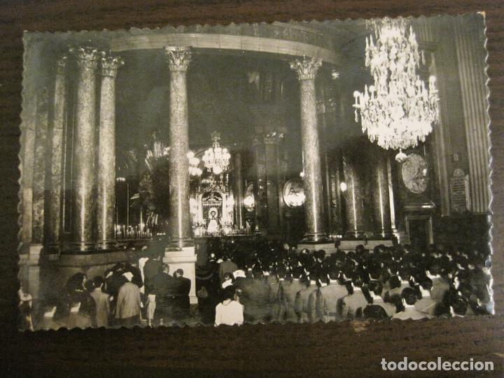 ZARAGOZA-CAPILLA NTRA SRA DEL PILAR-ED·SICILIA-131-POSTAL ANTIGUA-(68.122) (Postales - España - Aragón Antigua (hasta 1939))