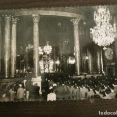 Postales: ZARAGOZA-CAPILLA NTRA SRA DEL PILAR-ED·SICILIA-131-POSTAL ANTIGUA-(68.122). Lote 195224557