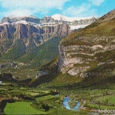 Postales: TORLA (HUESCA) MONDARRUEGO Y CAMPIND DE ORDESA - EDICIONES SICILIA Nº 36 - EDITADA EN 1967 - S/C. Lote 195224858