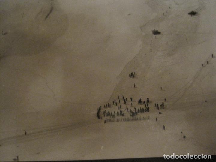 Postales: CANFRANC-CANDANCHU-PISTAS DEL TOBAZO-ED·SICILIA-4-POSTAL ANTIGUA-(68.137) - Foto 2 - 195227000