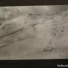 Postales: CANFRANC-CANDANCHU-PISTAS DEL TOBAZO-ED·SICILIA-4-POSTAL ANTIGUA-(68.137). Lote 195227000