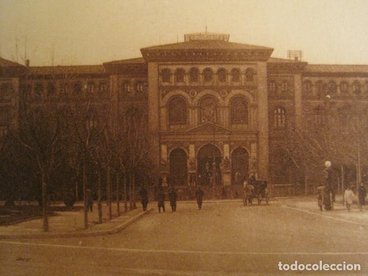 Postales: ZARAGOZA-FACULTAD DE MEDICINA-PUBLICIDAD INSTITUTO BIOLOGIA IBYS-POSTAL ANTIGUA-(68.142) - Foto 2 - 195227591
