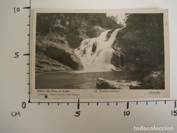 Postales: ORDESA-LA TAMBORRONERA-FOTOGRAFICA ZERKOWITZ-POSTAL ANTIGUA-(68.144) - Foto 5 - 195227856